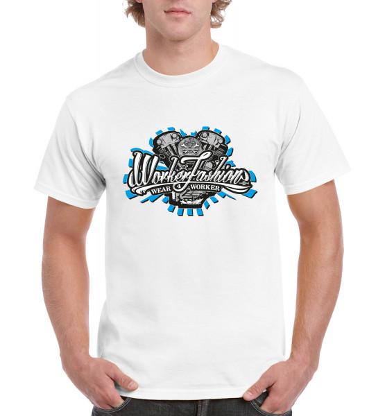 T-Shirt - Maschine
