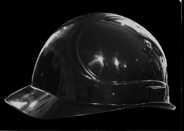 Bauhelm INAP Master 6 - schwarz