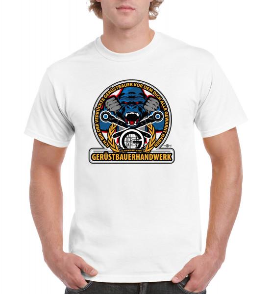 T-Shirt - Gerüstbauer